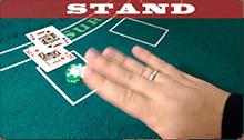 Stand (kart alma)