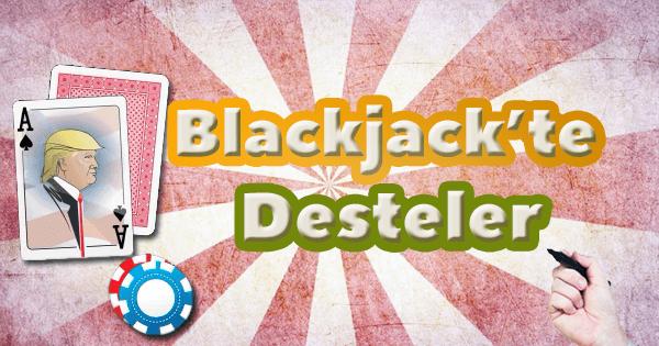 Blackjack'te Kaç Deste Vardır