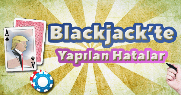 Blackjack hatalar