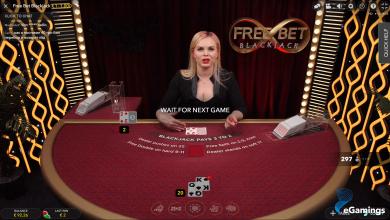 FreeBet Blackjack